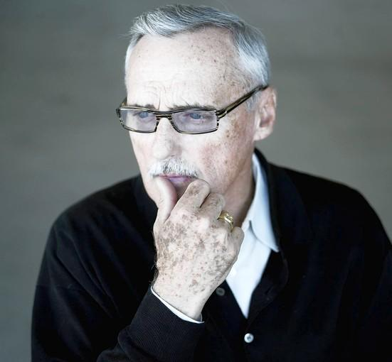 Dennis Hopper in March 2006.
