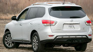 Nissan Pathfinder grows up