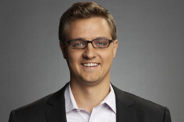 Chris Hayes of MSNBC will replace Ed Schultz, who is losing his prime-time show.