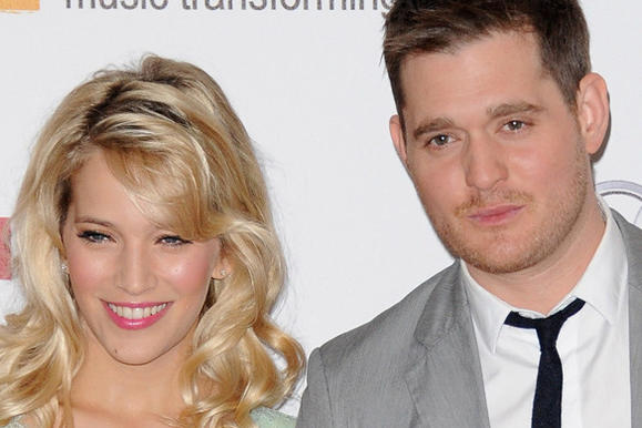 FILE - Michael Buble And Luisana Lopilato Expecting First Child Together