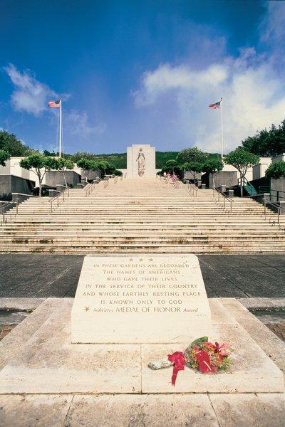 National Memorial Cemetery of the Pacific will hold its annual Easter sunrise service.