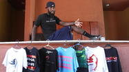 Predators wide receiver strives to prove clothing line makes the man