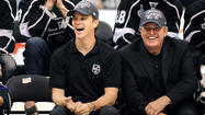 Dustin Brown says departing Tim Leiweke a passionate Kings backer