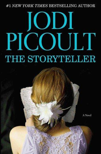 The cover of author Jodi Picoult's new novel, 'The Storyteller'.
