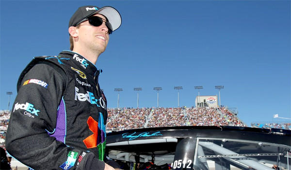"Denny Hamlin has dropped his plan to appeal a $25,000 fine for making disparaging comments about the NASCAR ""Gen 6"" race car."