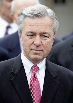 Wells Fargo CEO John G. Stumpf was paid $22.87 million last year, up 15% from 2011.