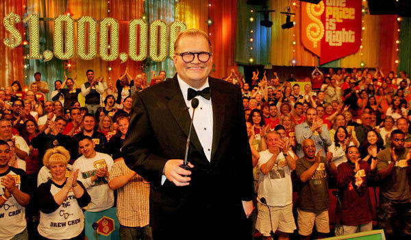 Drew Carey is host of 'The Price is Right'