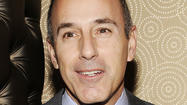 Matt Lauer jokes about image problems at NBCU News upfront
