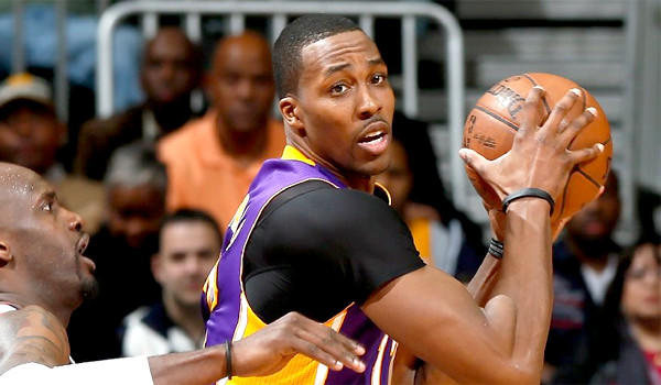 Dwight Howard and the Lakers visit Indiana to face the Pacers on Friday.