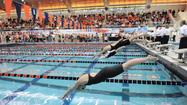 2A Swimming and Diving Championships - Day 2