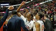 Illini March on thanks to Paul's senior moment