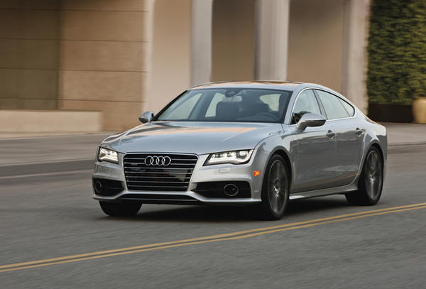 The Greater Lehigh Valley Auto Show will have Luxury Pavilion, featuring luxury models of cars including the Audi A-7 March 21-24 at Lehigh University