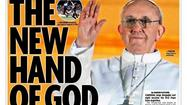 Pope Francis, Diego Maradona and the 'Hand of God'