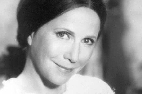 "Julie Harris as Emily Dickinson in ""The Belle of Amherst"" in 1976)."
