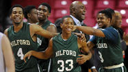 No. 4 Milford Mill boys roll into 3A title game with 78-53 win over Urbana