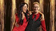 Sharna Burgess & Andy Dick