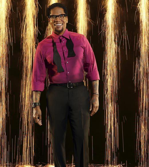 'Dancing With the Stars' Season 16 cast photos: D.L. Hughley, comedian