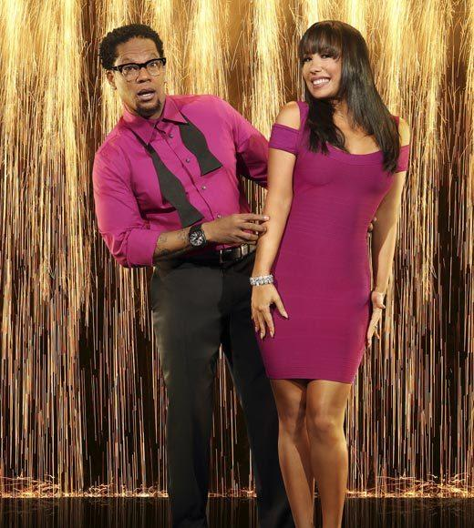 'Dancing With the Stars' Season 16 cast photos: D.L. Hughley & Cheryl Burke