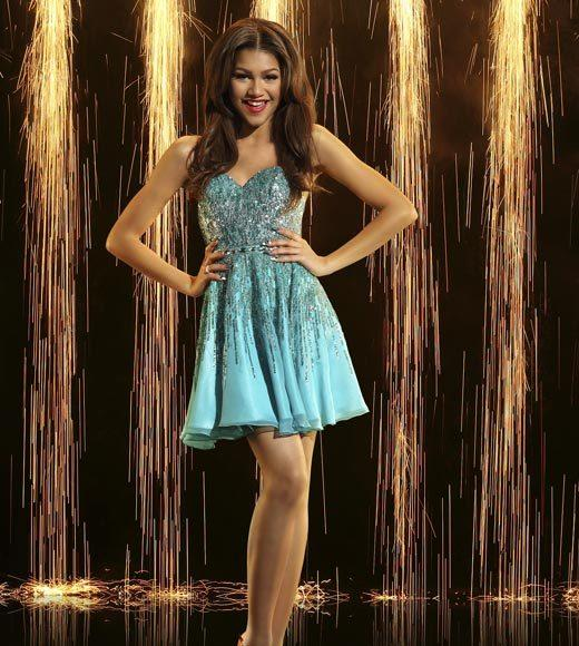 'Dancing With the Stars' Season 16 cast photos: Zendaya Coleman, Disney kid