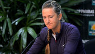 Injuries stop Victoria Azarenka, Samantha Stosur at BNP Paribas Open