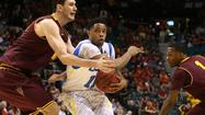 LAS VEGAS — A UCLA basketball team that has sleepwalked through parts of the season has taken the metaphor to an entirely new level.