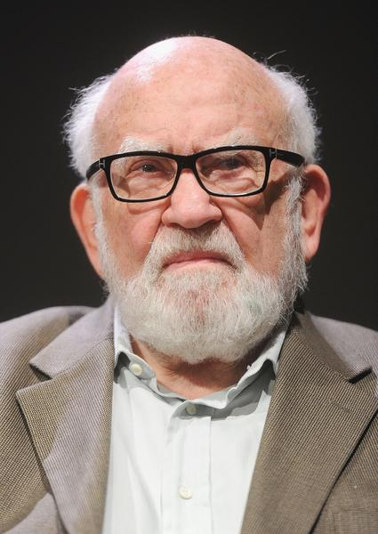 "Ed Asner was hospitalized for exhaustion Tuesday night in Gary, Ind., after struggling with disorientation during his one-man show, ""FDR,"" which has been touring for 3½ years.