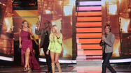 Mariah Carey, Randy Jackson, Nicki Minaj and Keith Urban on 'American Idol'
