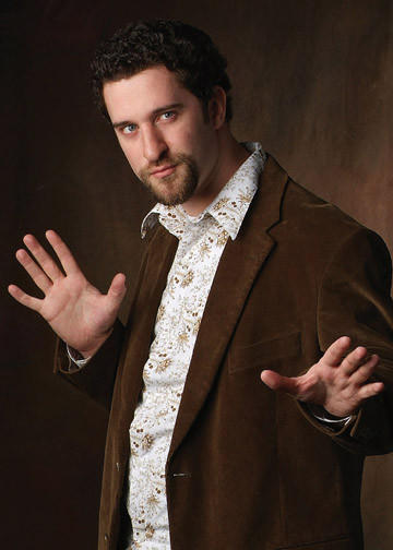 Dustin Diamond says people who see his comedy act call out soup or trust the dust when they see him, echoing his catch phrases. After my show, people in Aberdeen will be shouting `soup, he said.
