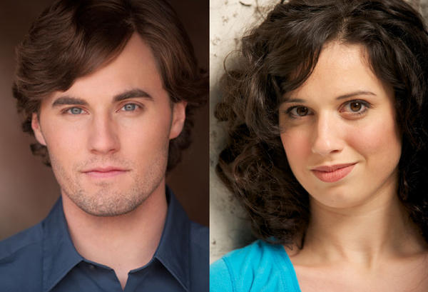 "New York City-based actor Michael Ryan Neely will portray Mr. Darcy, with Caitlin McWethy as Elizabeth Bennet, in the Annapolis Shakespeare Company production of ""Pride and Prejudice."""