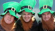 St. Patrick's Day events in the Baltimore area [Pictures]