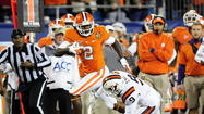 A Q&A with Clemson wide receiver Sammy Watkins, who returns to the Tigers for his junior season.