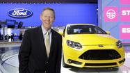 Ford paid Chief Executive Alan Mulally $21 million last year