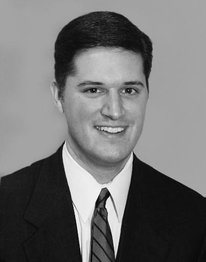 Scott Slifka's head shot from his 2003 run for West Hartford Town Council.