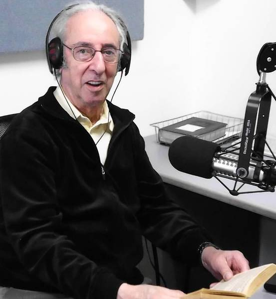 Barry Simons, a Tolland resident, was a reader at CRIS radio, a Windsor-based station that provides services to people who have vision loss, learning disabilities or physical handicaps that prevent them from reading. He died March 1 of complications from a perforated ulcer.