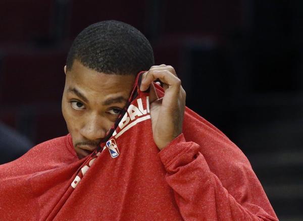 Chicago Bulls star Derrick Rose has not confirmed the report.