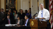 The House of Delegates passed Gov. Martin O'Malley's budget virtually unchanged Friday, sending the $37 billion plan to the Senate.