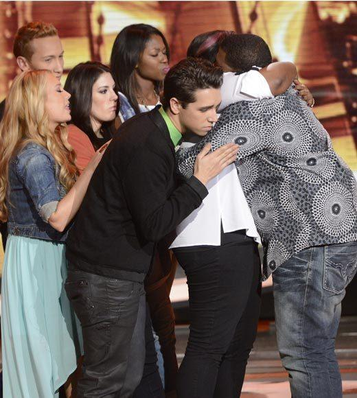 'American Idol' Season 12 best and worst moments: Curtis Finch Jr. was the first member of the Top 10 eliminated in Season 12. It wasnt a huge shock, but maybe a mild surprise -- he definitely wasnt the worst, but he was pretty bland and forgettable, which is often a bigger danger than being bad.