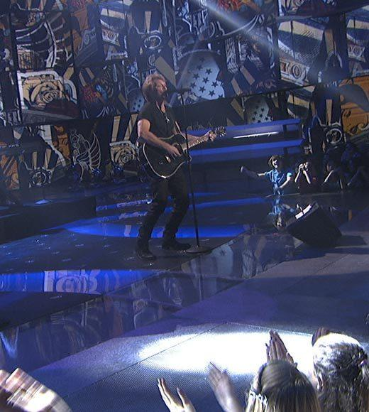 'American Idol' Season 12 best and worst moments: When did Bon Jovi turn into an easy listening band? This performance of Because We Can belongs in a nursing home.