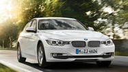 BMW announced Friday it will bring a trio of vehicles to the New York Auto Show later this month, including a new diesel 3-Series sedan.
