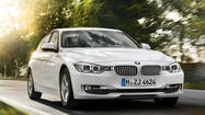 BMW to bring diesel 3-Series to New York Auto Show