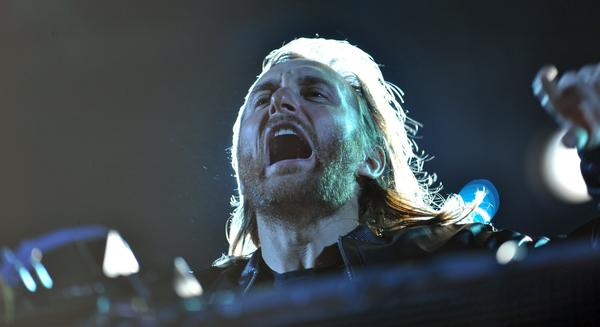 French DJ David Guetta, during a recent performance in Managua, Nicaragua, is in the lineup for the 2013 Ultra Dance Festival in Miami.
