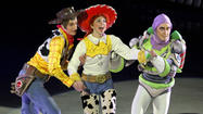 Disney on Ice: 100 Years of Magic, Gallery Three