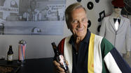 Former pop singer Pat Boone appeared on Fox Business News and called President Obama a Marxist -- and he didn't mean it as a compliment.