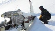 "<a href=""http://www.ktuu.com/news/plane-with-3-passengers-overdue-to-takotna-anchorage-ktuu-20130304,0,6898307.story"">A March 4 plane crash near Rainy Pass</a> that killed all three people on board occurred during what another pilot called ""severe turbulence"" and flat light conditions, according to the National Transportation Safety Board."