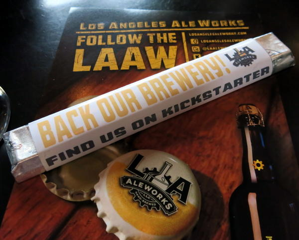 Los Angeles Aleworks is one of several Southern California breweries seeking backing via Kickstarter and other crowd-funding sites.