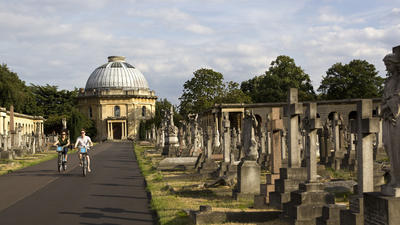 A visit to London's cemeteries