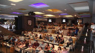 "<span style=""font-size: small;"">With the March Madness college basketball tournament getting underway Tuesday, Sin City is a slam-dunk for hoops fans who can't afford costly courtside seats. Throughout the tournament, Vegas resorts are offering special enticements for a fraction of the cost of a trip to Atlanta for the Final Four action.</span>"