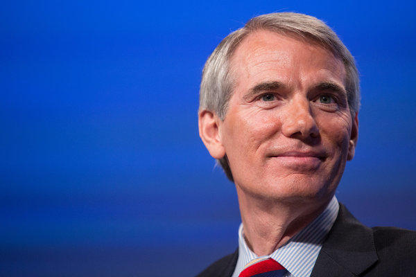 Republican Sen. Rob Portman supports gay marriage