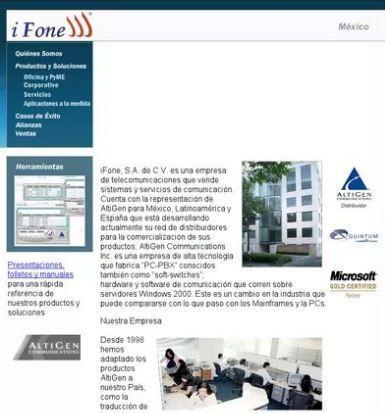 """The Mexican Supreme Court has found that IFone, a small company, has the rights to the name """"iPhone"""" in the country."""