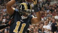 <b><big>Coming:</b> WR Brandon Gibson (Rams)</big>